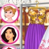 Princesses Vs Monsters Top Models