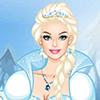 Frozen Barbie