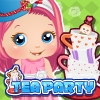 Baby Alice Tea Party