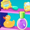 Baby Bath Time