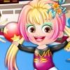Baby Hazel Gymnast Dress