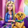 Barbie Puppy Potty Training