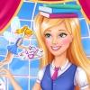 Barbie Charm School Challenge