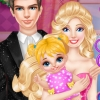 Barbie And Ken Care Baby