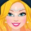 Barbie's Festival Makeup