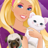 Barbie's Pet Beauty Salon