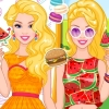 Barbies BBQ Party