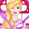 Barbie's Pizza Puffs