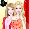 Barbie TV Host