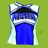 Cheerleader Princess Clara
