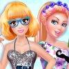 Cutezee And Super Barbie BFF Night
