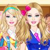 Barbie School Girl