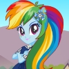 Dashie Pony Makeup