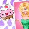 Disney Princesses Postcard Maker