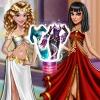 Dolly Princess Vs. Villain Dress Up