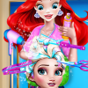 Elsa Braided Hairstyle