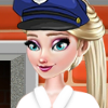 Elsa Fashion Police