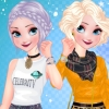 Elsa Metallic Skirts