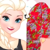 Elsa's Fashion Raincoat