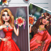 Exotic Wedding Looks