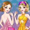 Faiy Tale Cutout Gown