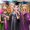 BFFs Graduation Selfie