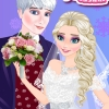 Ice Princess Wedding Day