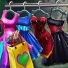 Ladybug Realife Shopping