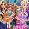 Little Princesses Playground Fun