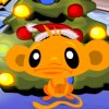 Monkey Go Happy Xmas Tree