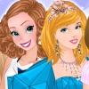 Princesses Origami Fashion