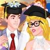 Princess College Campus Wedding