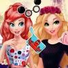 Princesses BFFs In Paris