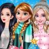 Princesses Fashion Puffer Jacket