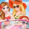 Princesses Road Trip