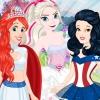 Princess Superhero Wedding