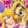 Rapunzel Carriage Decor
