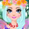 Spring Princess Makeup