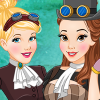 Steampunk Princesses