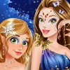Winter Fairies Princesses